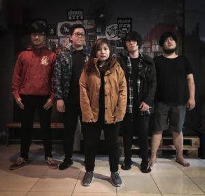 ベトナムのヘヴィメタルバンド WINDRUNNER