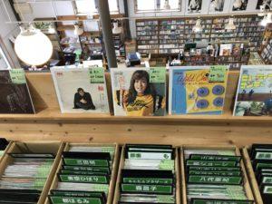 岡山で2日連続のレコード屋巡り
