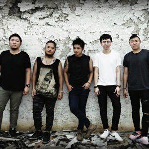 マレーシアのヘヴィメタルバンドHeredes继承者