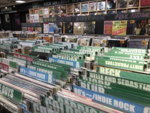 個人的に好きなレコードショップ HMV渋谷