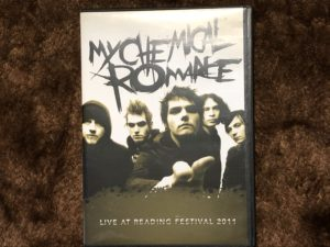 My Chemical Romans live at reading festival (Bootleg DVD)
