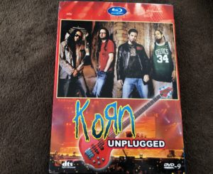 Korn Unplugged (Bootleg DVD)