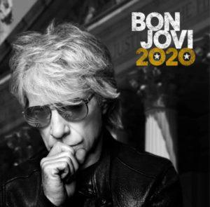ボンジョヴィ 2020年新アルバム発売日を公開!気になる収録曲は?ジャケットもかっこいい!