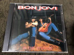 Bonjovi In The Studios (Bootleg CD)