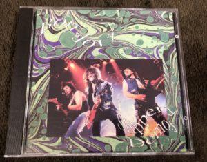 Bonjovi slippery steps (Bootleg CD)