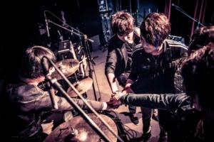 台湾のヴィジュアル系バンド RAIE XⅢ